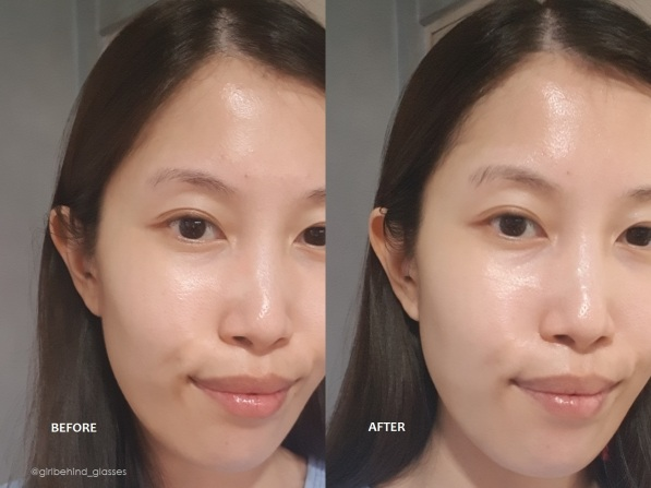 I'm Guilty Ultimask before and after final